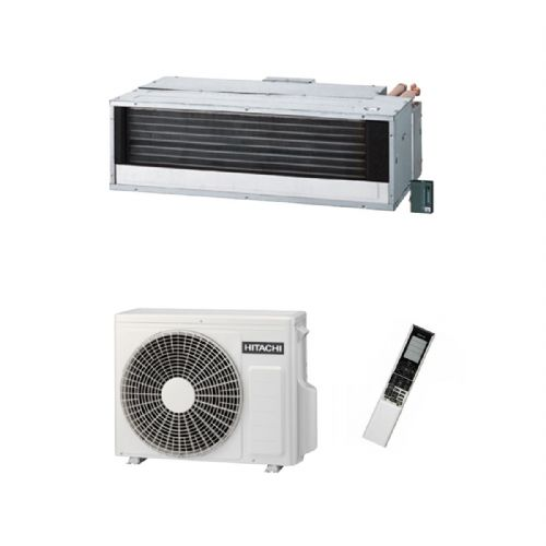 Hitachi Air Conditioning Ducted RAD Inverter Heat Pump A